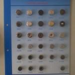 τζιν κουμπιά