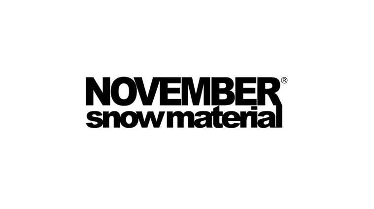 NOVEMBERのスノーボード