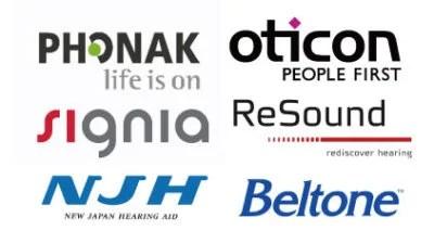 補聴器 メーカー