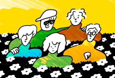 「フレンズ」いま最もキテる神泉系バンド!王道ネオシティポップ