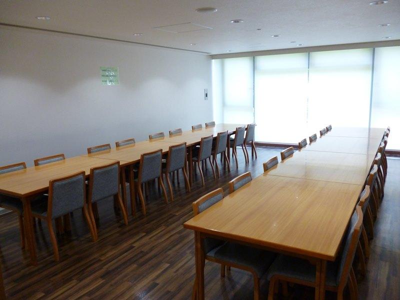 堺市立斎場 食事部屋2