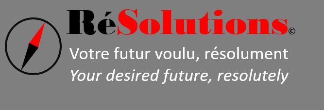 RéSolutions - votre futur voulu - résolument.