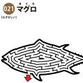 【迷路】マグロ(難しい)アイキャッチ