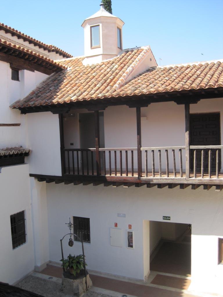 Hospital de Antezana en Alcalá Henares