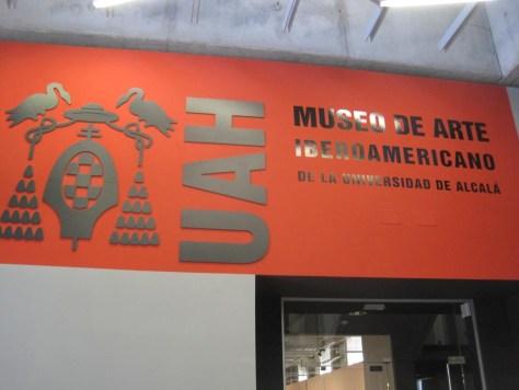Museo de Arte Iberoamericano de Alcalá de Henares