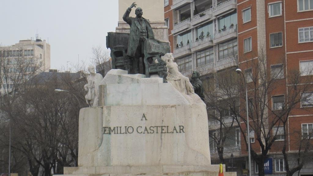 Monumento a Emilio Castelar