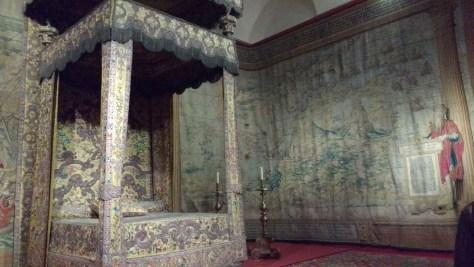 Palacio Real, exposición Carlos III. Majestad y ornato.