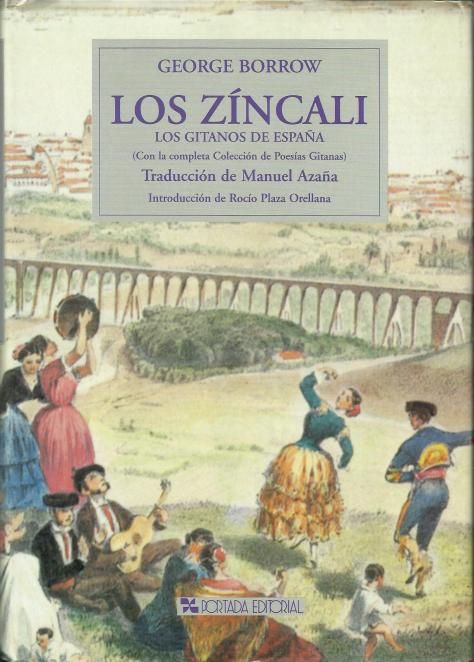 "George Borrow ""Los Zíncali"""