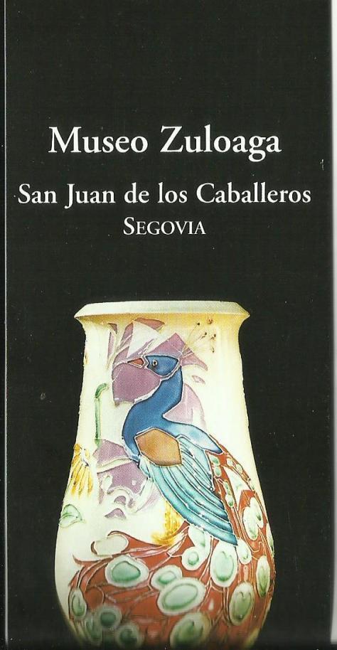 Zuloaga y Antonio Muñoz Molina