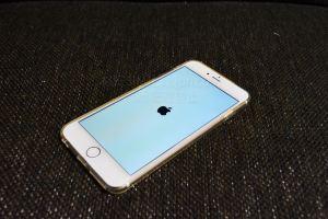 iPhone6Plus起動