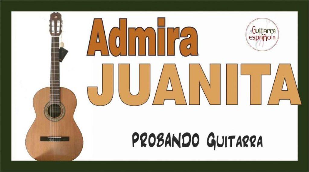 miniatura guitarra admira juanita