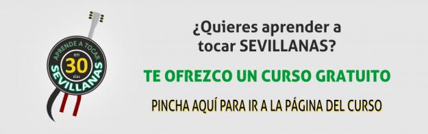 CURSO BÁSICO DE SEVILLANAS