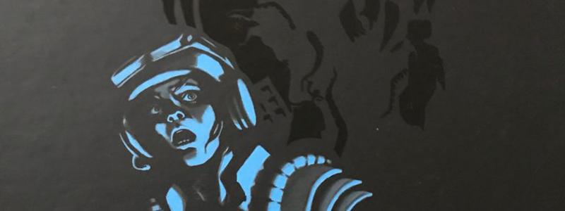 spelglädje brädspel sällskapsspel Escape from the aliens from outer space