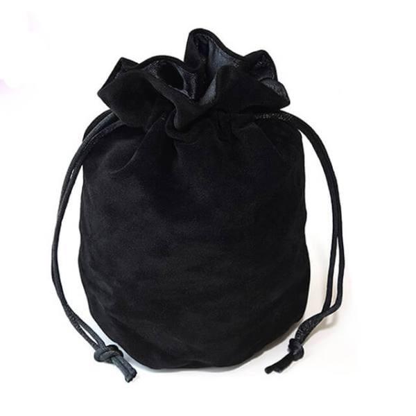 Black Bag of Holding Dice Bag