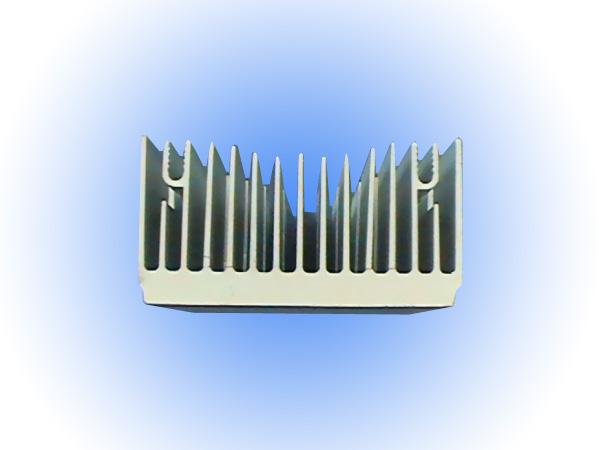 Aluminium Extruderede profiler 5