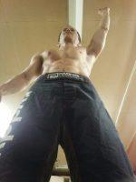 筋肉マッチョ