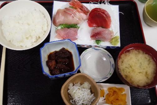 【孤高のグルメ】魚市場食堂(小田原)