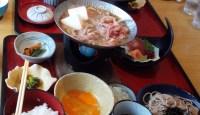 【孤高のグルメ】サガミ「牛すき鍋とお刺身和膳」「かつ鍋定食」