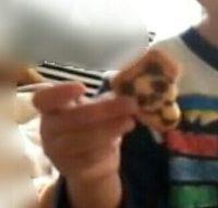 次男「和歌山パンダクッキー」を食らう
