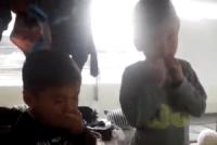 仙台スイートメモワール【ずんだタルトクッキー】子供が味見するセキスイハイム!