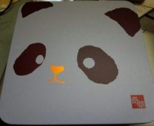 BNDIさんお土産「パンダクッキー(中国)」