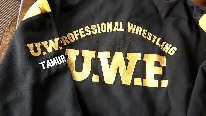 20歳の頃着ていた「新生UWFジャージ」49歳になり着れるのか?検証