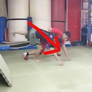 【動画】小手投げからポジション取り【4項目】