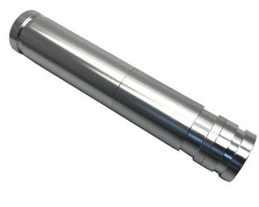 CNC Extruded Anodized 6063 Aluminum Profile