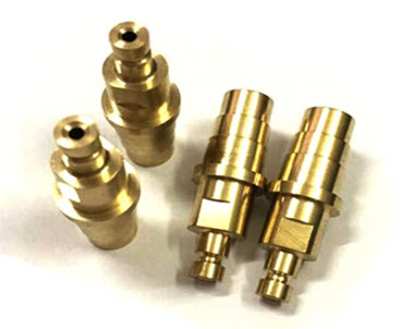 CNC Brass Turning Parts