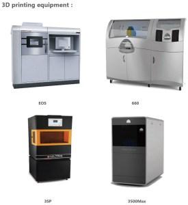 3D Print af prototyper
