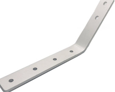 Anodizing Finish Sheet Metal Fabrication Metal Stamping Bending Parts