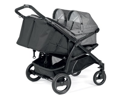 carro gemelar peg perego book for two