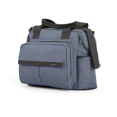 bolso dual bag inglesina alaska blue