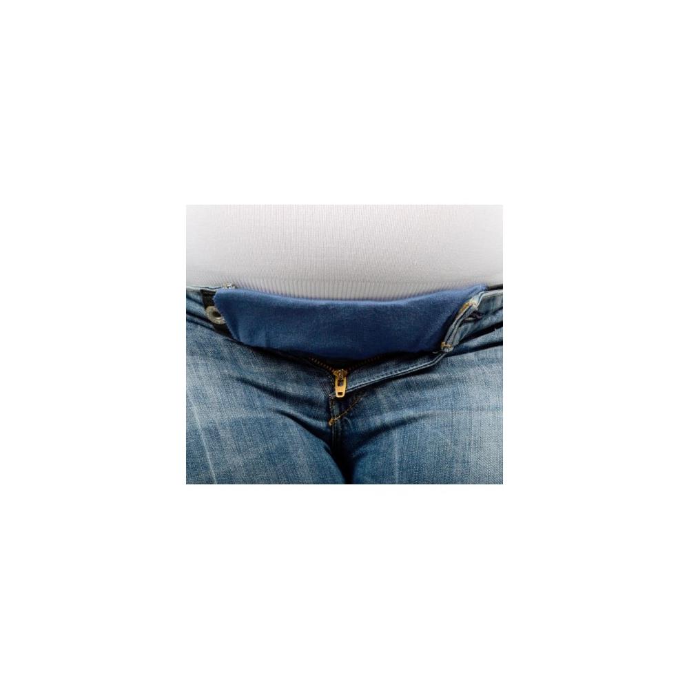 Adaptador De Pantalon Para Embarazo De Basallo Premama Suenos De Bebe