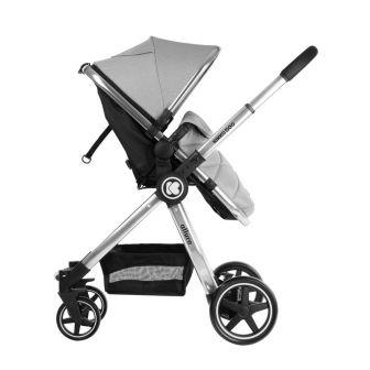 carrito allure 3 en 1 transformable cromado sueños de bebe (5)