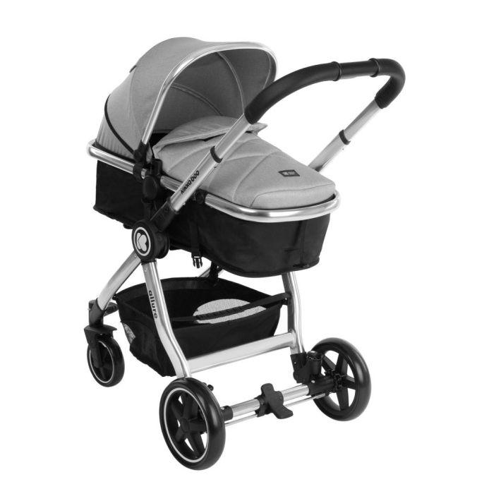 carrito allure 3 en 1 transformable cromado sueños de bebe (9)