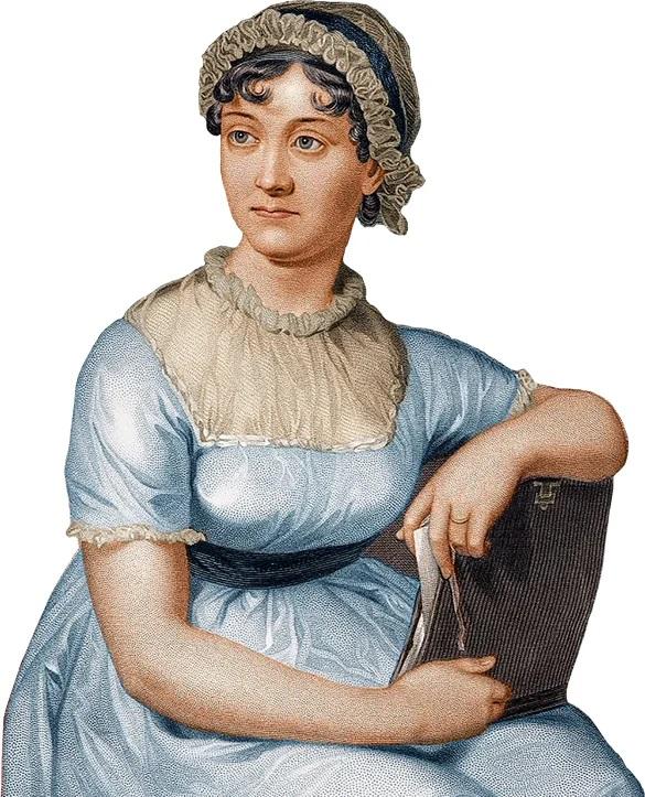 Imagen de la Escritora de novela Romántica Jane Austen