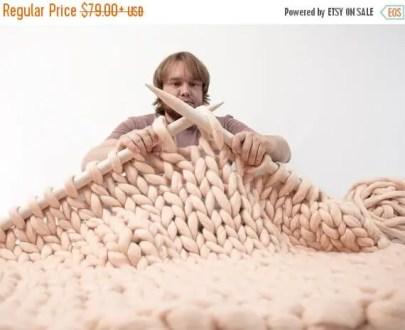 chunky-knit