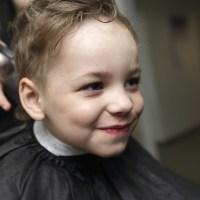 子供 髪型 男 バリカン