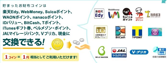 Tポイントカード,ポイント交換,suica,ANAマイル,ENEOS
