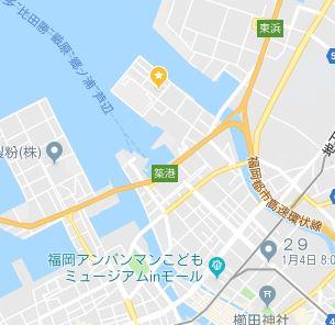 マリンメッセ福岡・ベイサイドプレイス・博多埠頭 安いおすすめ駐車場