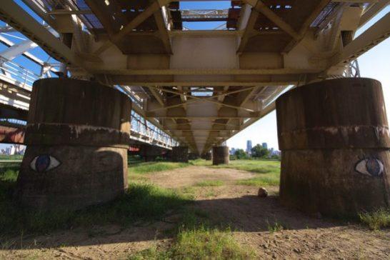 大阪 鉄橋