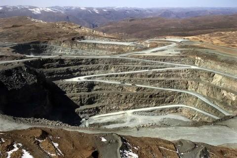 レツェング ダイアモンド鉱山