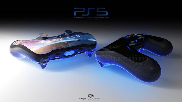 PS5想像図