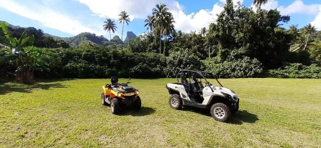quad Tore Nui Transport