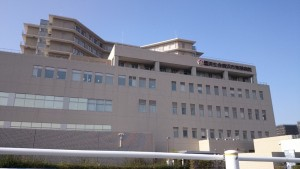 済生会横浜東部病院(横浜市鶴見区)