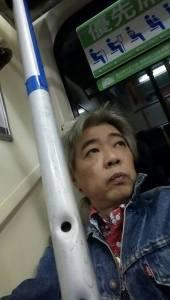 京浜東北線 優先席