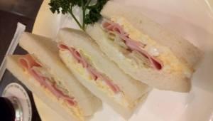 シャノワール サンドイッチ