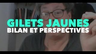 Francis Cousin : Gilets Jaunes – Bilan et perspectives – Avril 2019