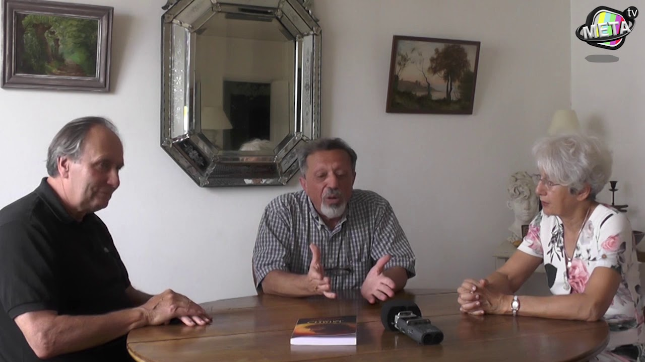 Israel Adam Shamir 3 sur le mensonge oligarchique permanent - Avec Maria Poumier et Jean Michel Vern